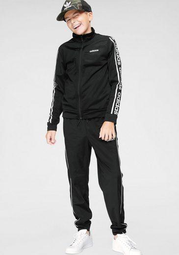 adidas Performance Trainingsanzug »BOYS TRACKSUIT« (Set, 2-tlg)