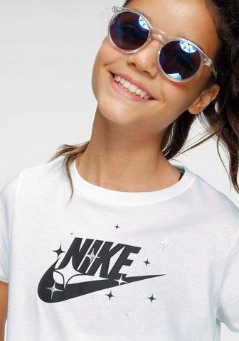 NIKE SPORTSWEAR Marškinėliai »GIRLS Marškinėliai CROP