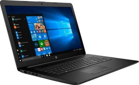 HP 17-ca1216ng Notebook (43,9 cm/17,3 Zoll, AMD Ryzen 3, 1000 GB HDD, 256 GB SSD)