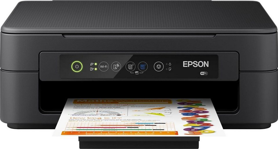 Epson Expression Home XP-2100 (P) Multifunktionsdrucker ...