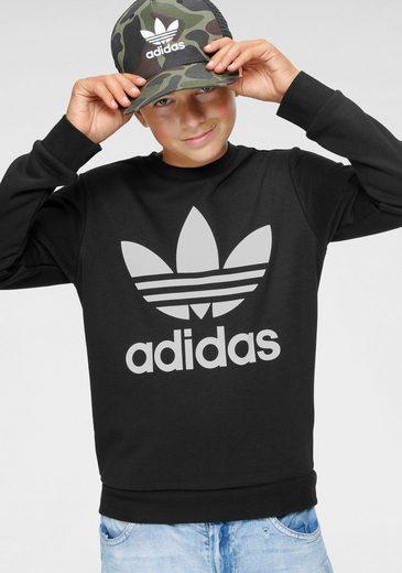 adidas Originals Sweatshirt »TREFOIL CREW« Unisex