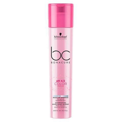 Schwarzkopf Professional Silbershampoo »BC Bonacure Color Freeze Silver Shampoo«, 1-tlg., pH-Wert 4,5