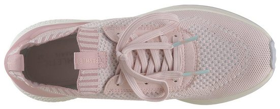 Tamaris »Fashletics« Slip-On Sneaker in Strick-Optik