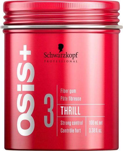Schwarzkopf Professional Modelliercreme »OSiS+ Thrill«, elastische Strukturcreme