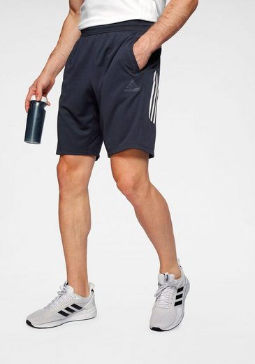 adidas Performance Funktionsshorts »3 STRIPES KNIT SHORTS«