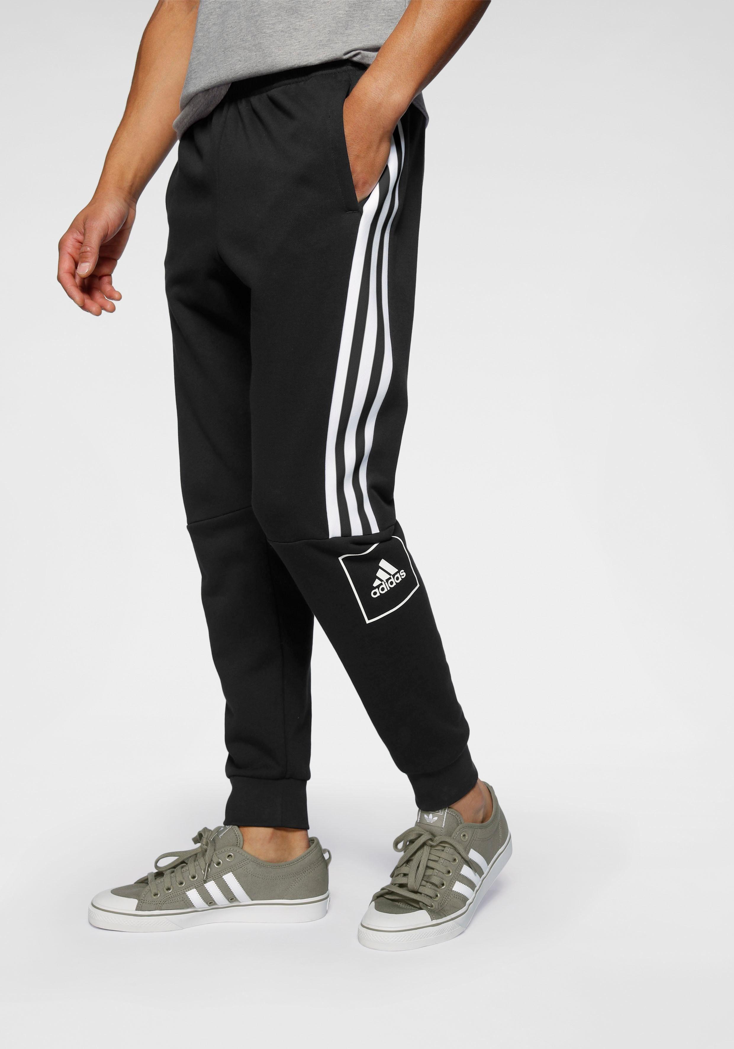 adidas Performance Jogginghose, Kontrastfarbener Streifen online kaufen | OTTO