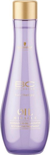 Schwarzkopf Professional Haaröl »BC Bonacure Oil Miracle Restorative Treatment«, 1-tlg., Kaktusfeigenöl