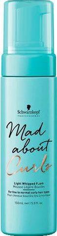 """SCHWARZKOPF PROFESSIONAL Haarschaum """"MAC Light Whipped Foa..."""