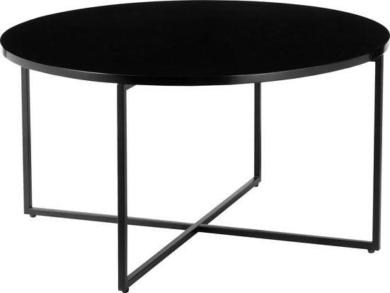 elbgestoeber Couchtisch »elbjolle2«, Tischplatte aus MDF