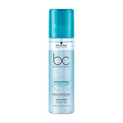 Schwarzkopf Professional Haarpflege-Spray »Bonacure Hyaluronic Moisture Kick Spray Conditioner«, 1-tlg., Sprühconditioner