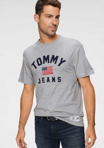 TOMMY JEANS T-Shirt »TJM USA FLAG TEE«