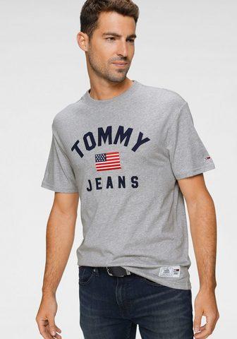 TOMMY JEANS TOMMY Džinsai Marškinėliai »TJM USA FL...
