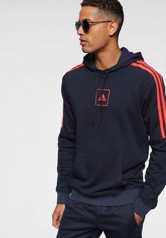 ADIDAS PERFORMANCE Sportinis megztinis su gobtuvu »M AAC ...
