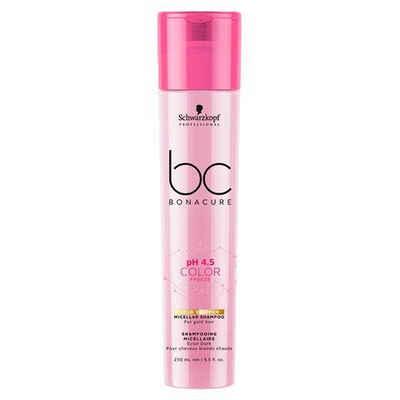 Schwarzkopf Professional Haarshampoo »BC Bonacure Color Freeze Gold Shampoo«, 1-tlg., pH-Wert 4,5