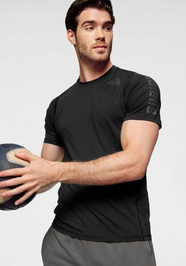 adidas Performance T-Shirt »ALPHASKIN S GFX FTD«