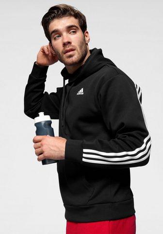 ADIDAS PERFORMANCE Sportinis megztinis su gobtuvu »MUST H...