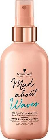 "SCHWARZKOPF PROFESSIONAL Texturspray ""MAW Sea Blend Textur..."