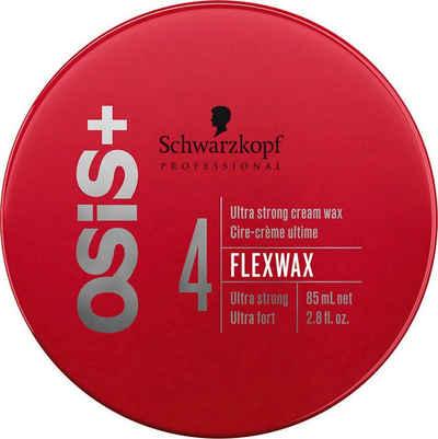Schwarzkopf Professional Haarwachs »OSiS+ Flexwax«, extra starkes Cremewachs