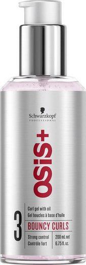 Schwarzkopf Professional Haargel »OSiS+ Bouncy Curls«, definiert Locken