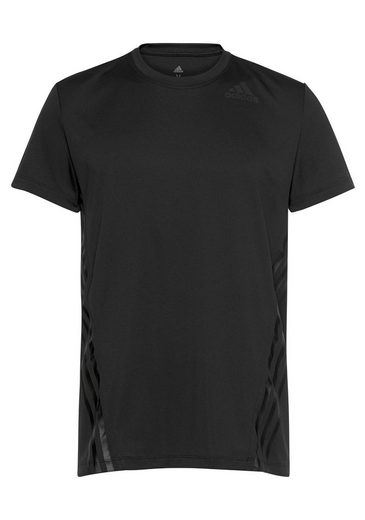 adidas Performance Funktionsshirt »AERO 3 STRIPES TEE«