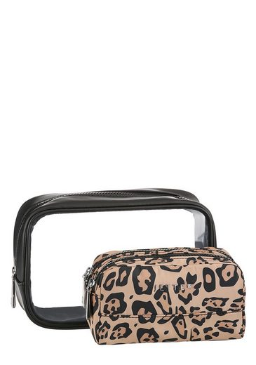 JETTE Kosmetiktasche »Lucky«, mit integrierter Make-up Bag