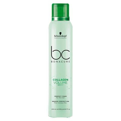 schwarzkopf professional -  Haarfestiger »BC Bonacure Collagen Volume Boost Perfect Foam«, für feines Haar