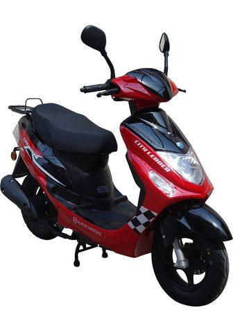 Alpha Motors Motorroller »CityLeader« 50 ccm 45 km/...