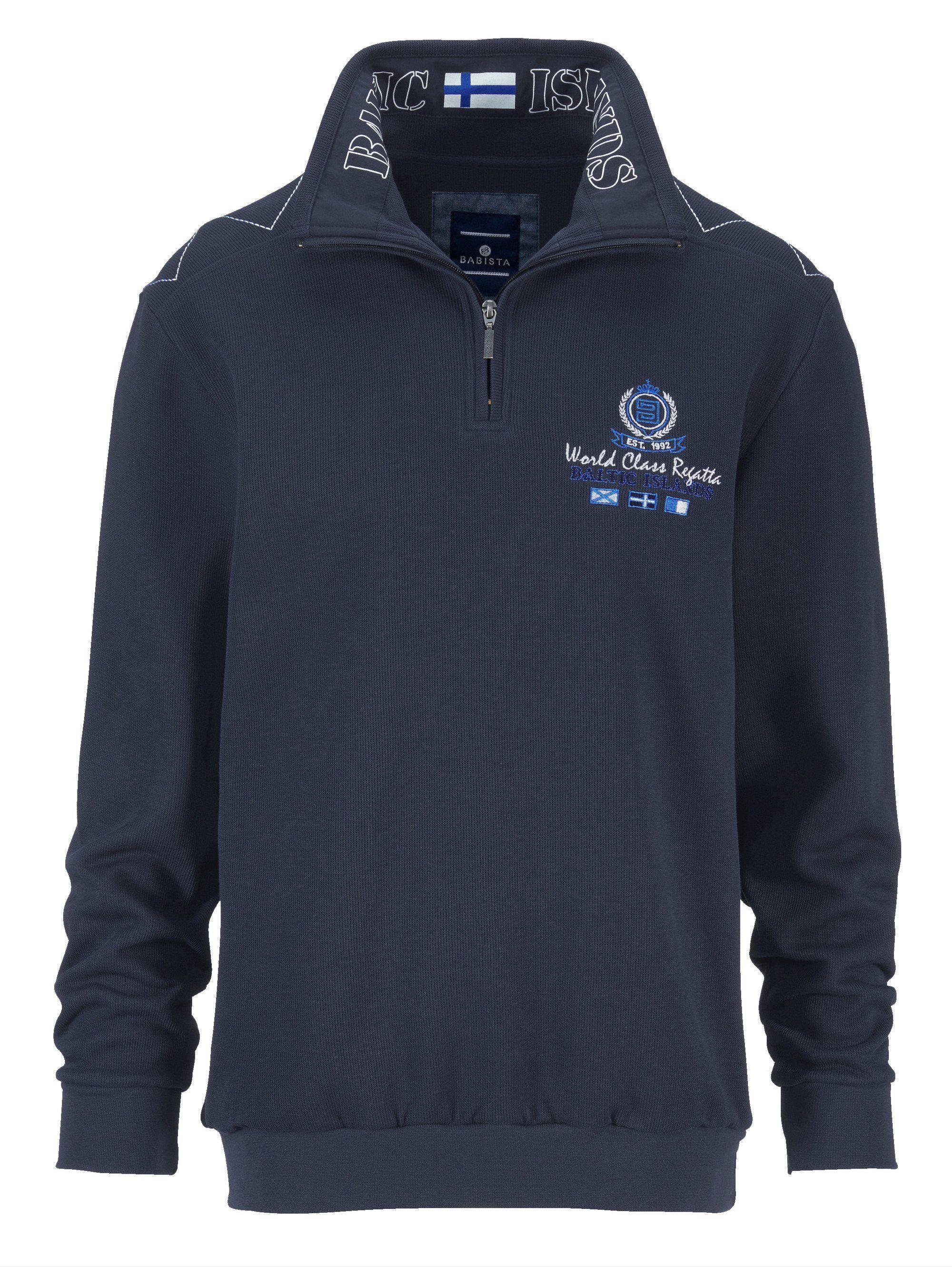Babista Sweatshirt mit aufwändigen Details kaufen | OTTO
