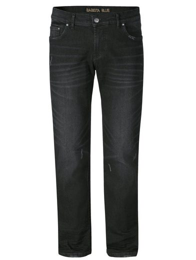 Babista Jeans mit Destroyed-Effekten