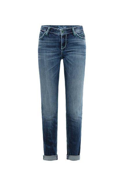 Hosen - SOCCX Slim fit Jeans mit Stretch Anteil ›  - Onlineshop OTTO