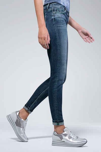 SOCCX 5 Pocket Jeans »HE:DI« mit Stretch Anteil