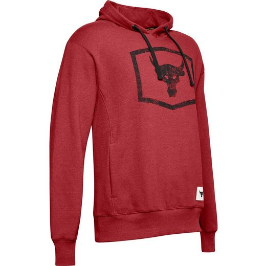 Under Armour® Kapuzenpullover »Project Rock Warmup«