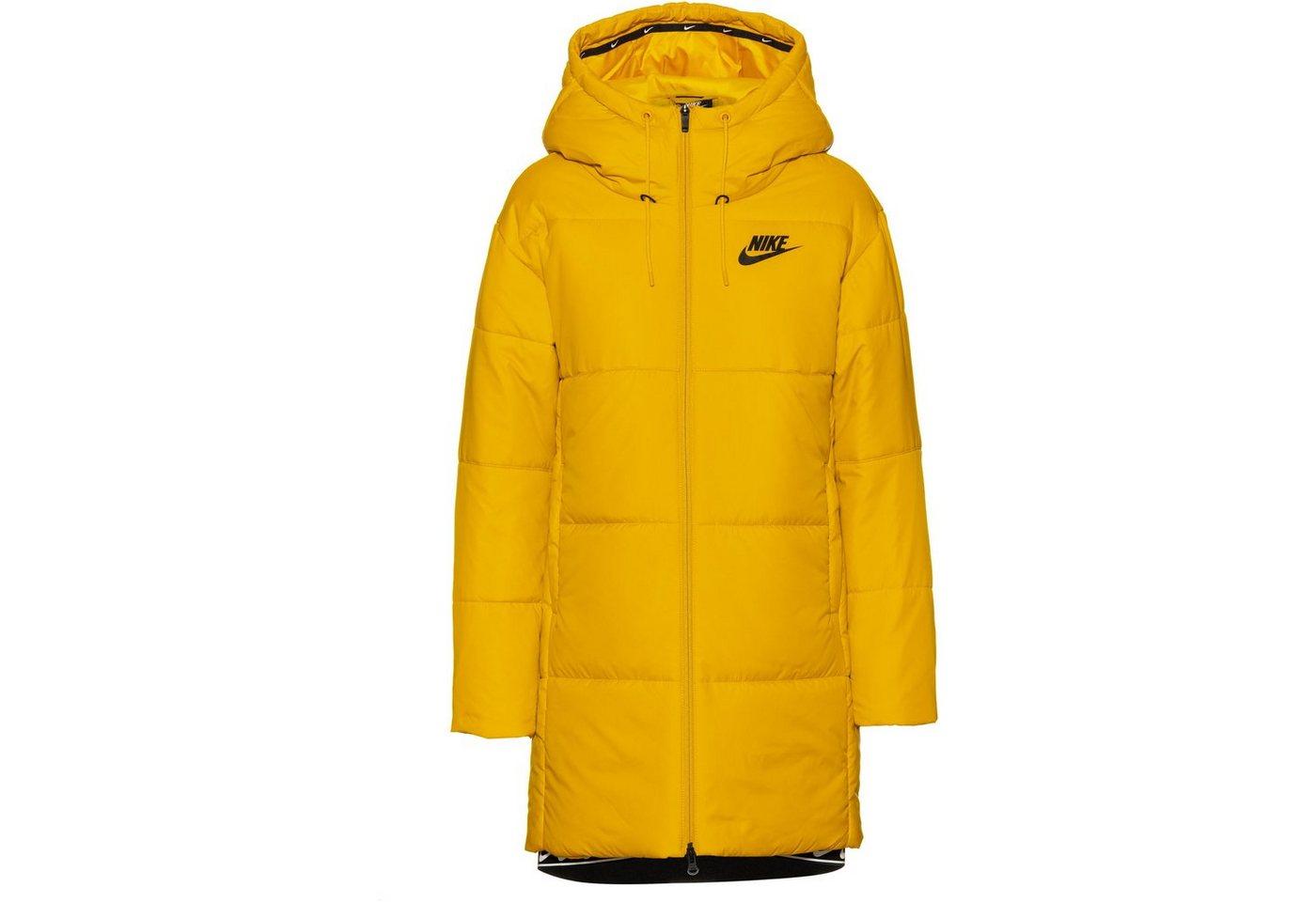 Nike Sportswear Steppjacke »NSW« | Sportbekleidung > Sportjacken > Steppjacken | Gelb | Nike Sportswear
