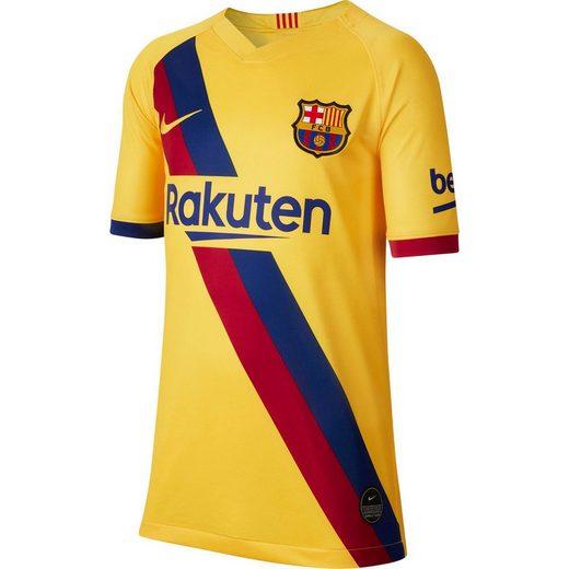 Nike Fußballtrikot »FC Barcelona 19/20 Auswärts«