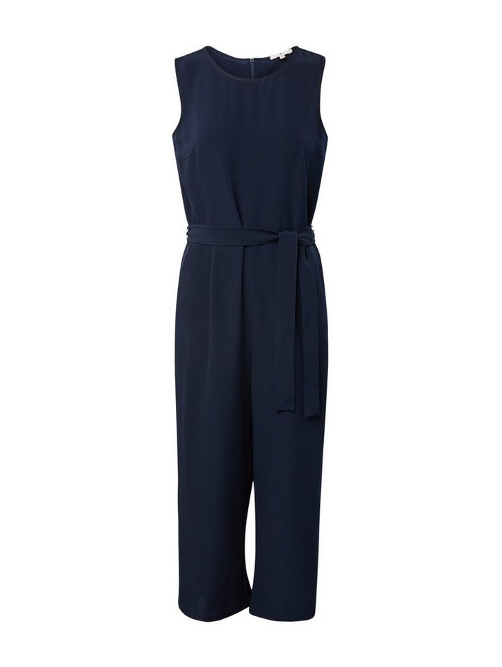 many fashionable cute cheap lowest discount TOM TAILOR Jumpsuit »Culotte-Jumpsuit« kaufen   OTTO