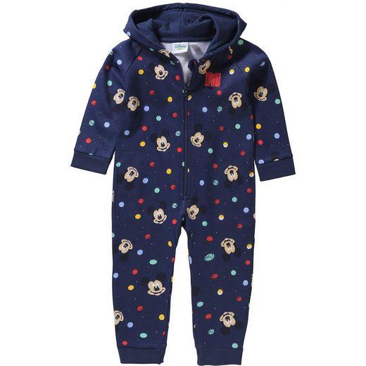 Disney Mickey Mouse & friends Baby Sweatoverall für Jungen