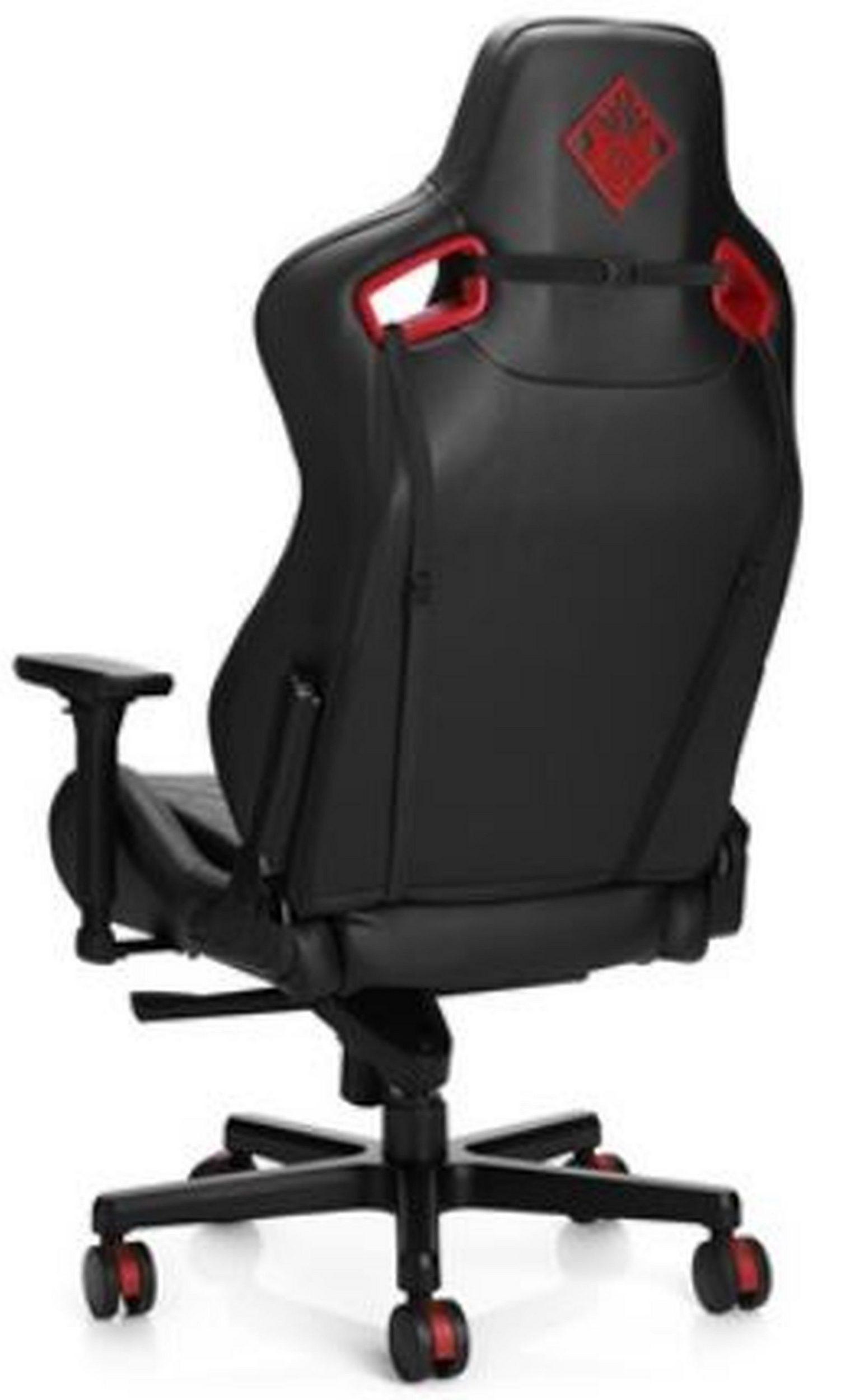 GAMING-Stuhl CITADEL von OMEN - Rückansicht