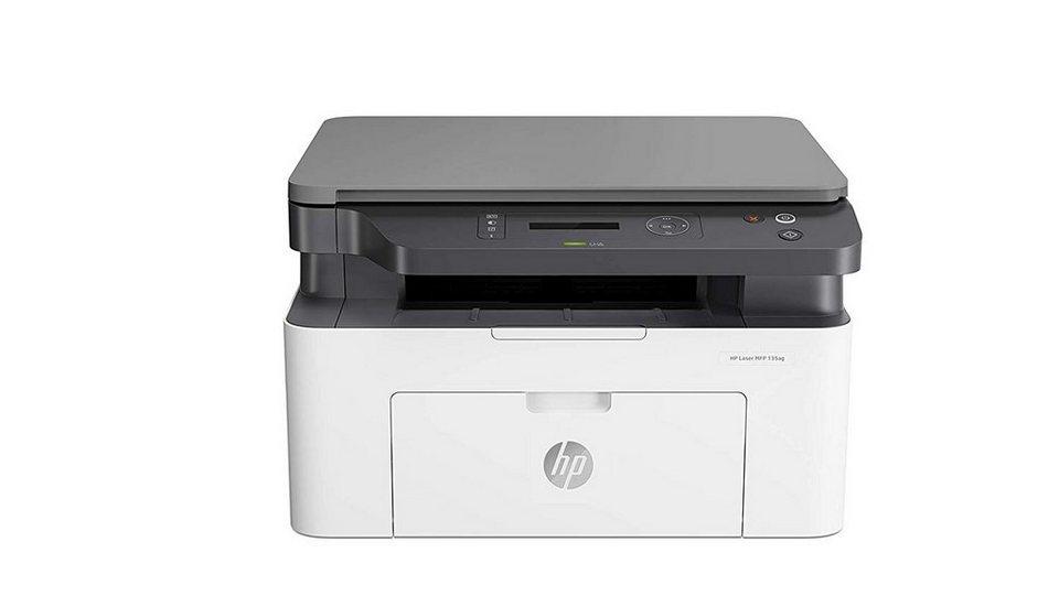 hp laser mfp 135ag printer drucken kopieren scannen. Black Bedroom Furniture Sets. Home Design Ideas