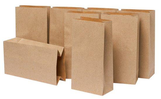 VBS Kraftpapiertüten, 8 Stück