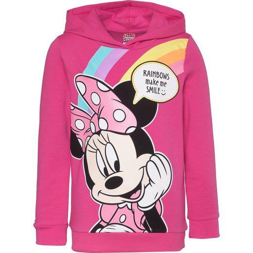 Disney Minnie Mouse Kapuzenpullover für Mädchen