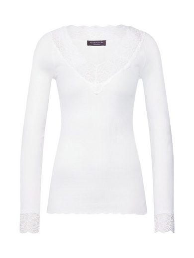 rosemunde V-Shirt Spitze