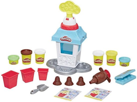 Hasbro Knete »Play-Doh, Popcornmaschine«