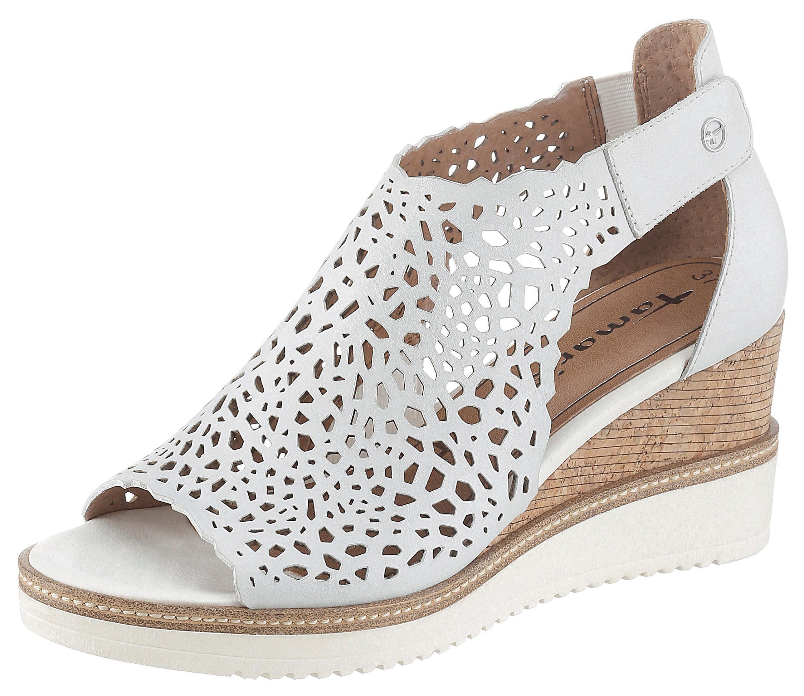 alis sandalen von tamaris