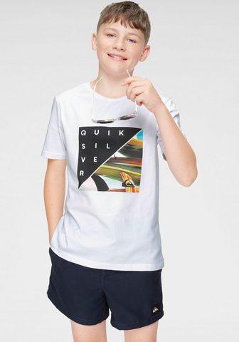 QUIKSILVER Marškinėliai »RETRO STAX FLAXTON PACK ...