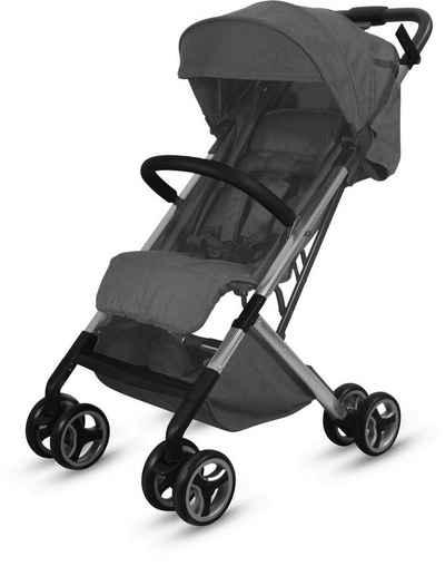 Knorrbaby Kinder-Buggy »S-Easy Fold, anthrazit schwarz«, Kinderwagen, Buggy, Sportwagen, Sportbuggy, Kinderbuggy, Sport-Kinderwagen
