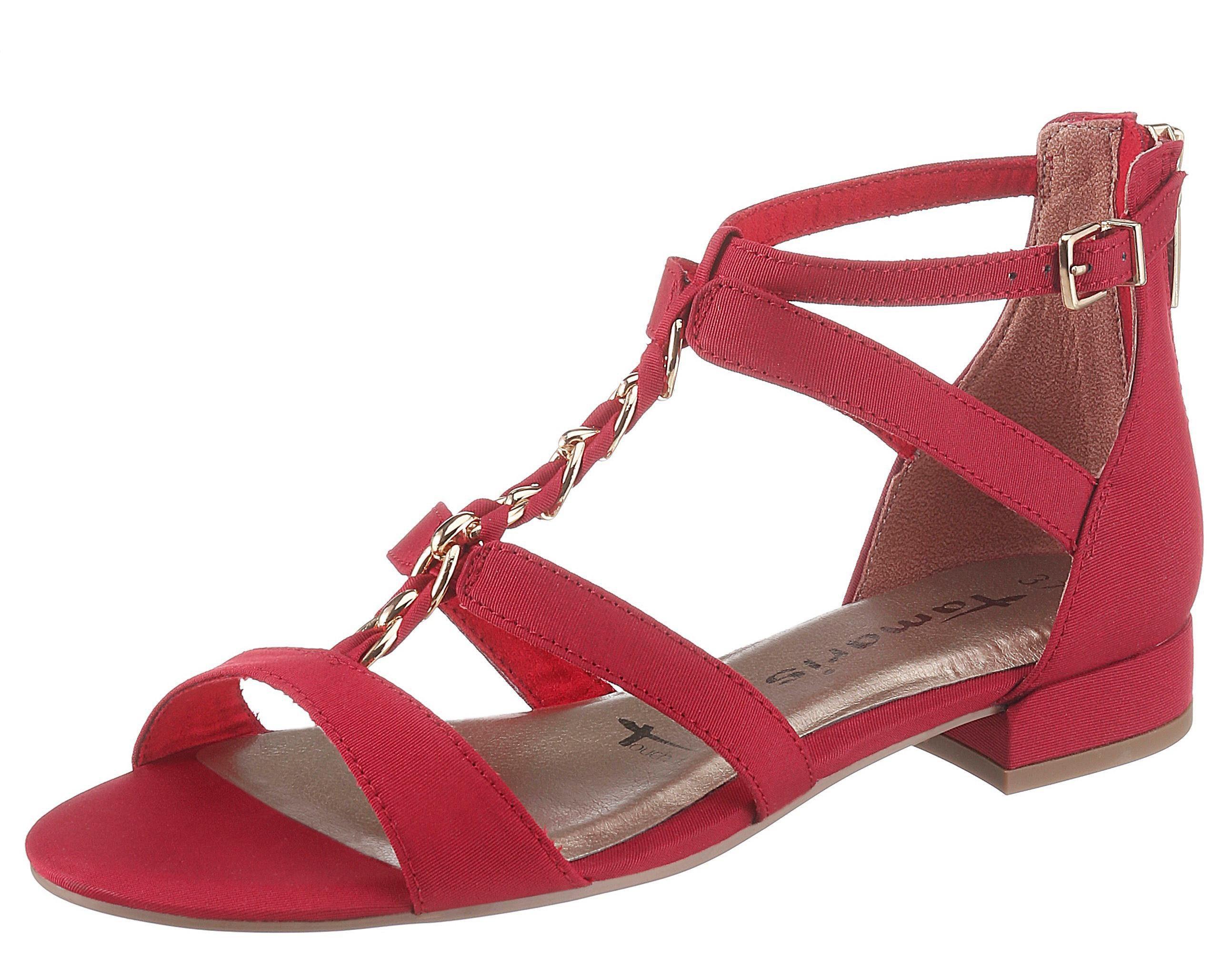 Tamaris »Ayn« Sandalette mit elegantem Schmuckriemchen online kaufen   OTTO