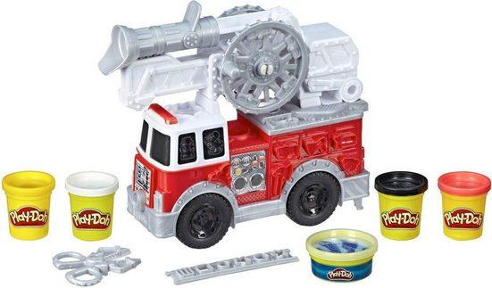 Hasbro Knete »Play-Doh Wheels, Feuerwehrauto«