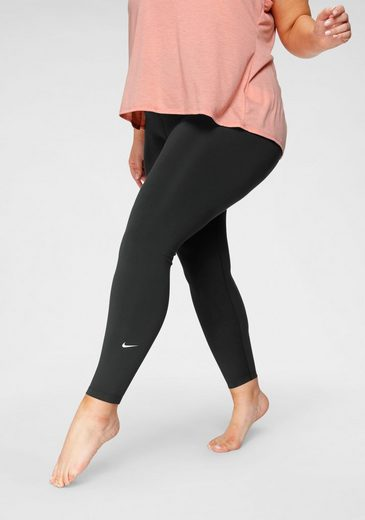 Nike Funktionstights »WOMEN NIKE ONE TIGHT PLUS SIZE«