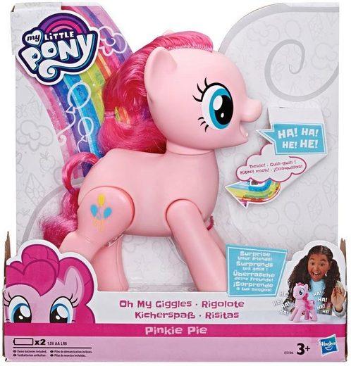 Hasbro Spielfigur »My Little Pony Kicherspaß Pinkie Pie«, interaktiv