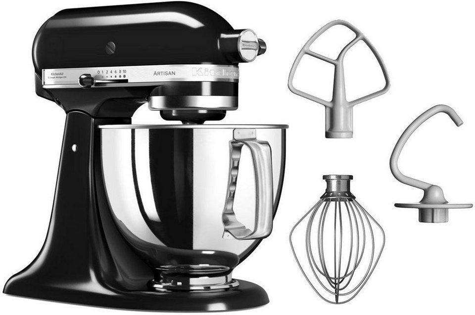 Kitchenaid Küchenmaschine Unterschiede 2021
